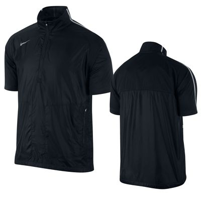 Nike Golf 2013 Short Sleeve Wind Top - Black