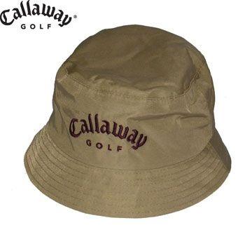 Callaway Ladies Waterproof Bucket Hat