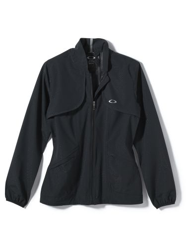 Oakley Ladies Storm Catcher Jacket Jet Black