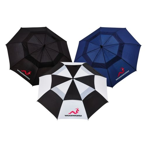 """Woodworm Double Canopy 60"""" Golf Umbrella 3 Pack,Woodworm Double Canopy 60"""" Golf Umbrella 3 Pack,Woodworm Double Canopy 60"""" Golf Umbrella 3 Pack,Woodworm Double Canopy 60"""" Golf Umbrella 3 Pack,,,,,,,,,,,,"""