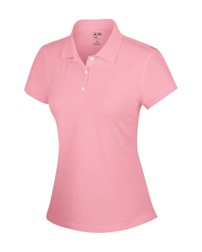 Adidas ClimaLite Ladies Solid Polo