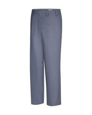 Adidas Mens Check Golf Trousers