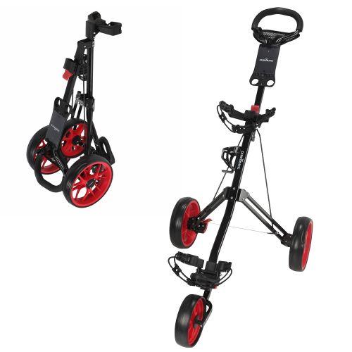 Caddymatic Golf Pro Lite 3 Wheel Golf Trolley Black/Red,Caddymatic Golf Pro Lite 3 Wheel Golf Trolley Black/Red,Caddymatic Golf Pro Lite 3 Wheel Golf Trolley Black/Red,,,,,,,,,,,,,,,,,,