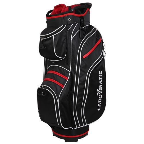 Caddymatic Golf Tour 14-Way Trolley Cart Bag