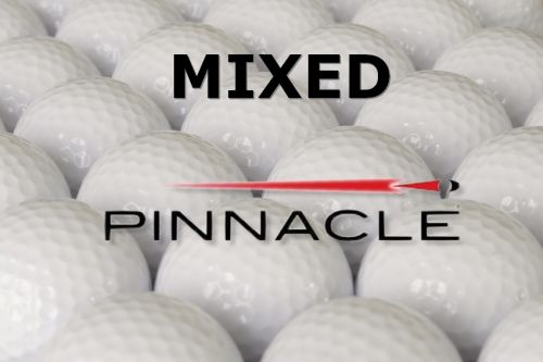 24 Pinnacle Golf Lake Balls - 2 Dozen
