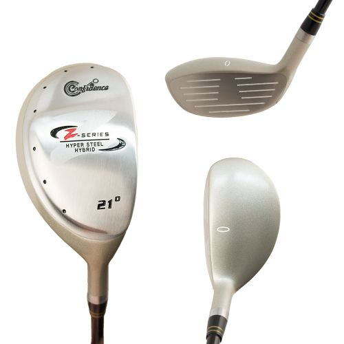 Confidence Z Series Ladies Hybrid Rescue Woods