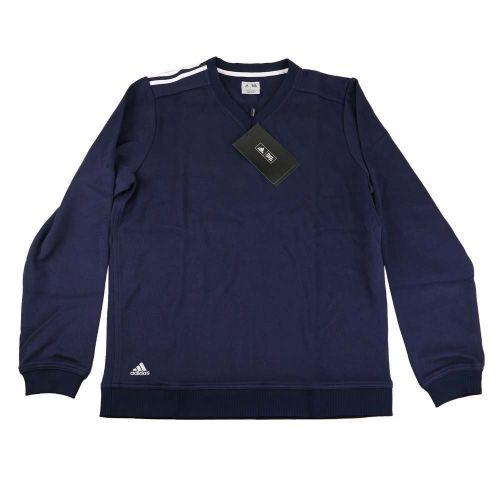 Adidas Mens Performance V Neck Pullover