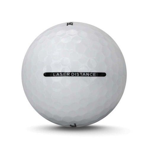 2 Dozen Ram Golf Laser Distance Golf Balls Incredible Value LONG White Balls