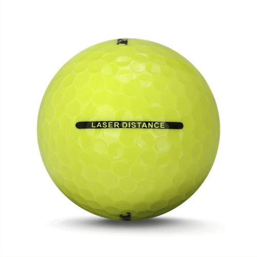 3 Dozen Ram Golf Laser Distance Golf Balls Incredible Value LONG Yellow Balls