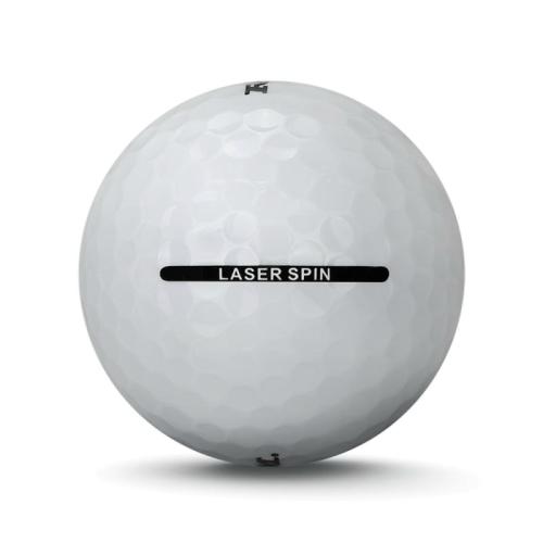 6 Dozen Ram Golf Laser Spin Golf Balls Incredible Value Golf Balls! White