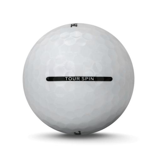2 Dozen Ram Golf Tour Spin 3 Piece Golf Balls Incredible Value Tour Quality