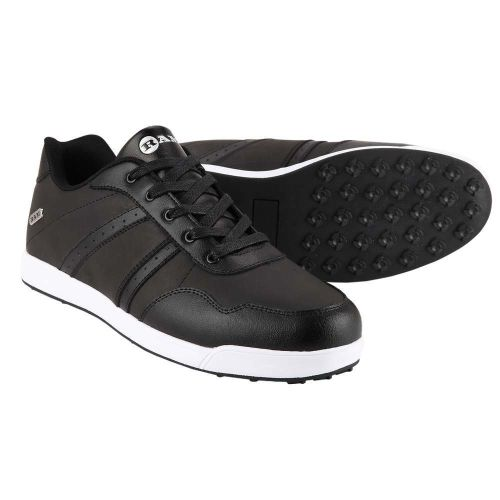 Ram Golf FX Comfort Mens Waterproof Golf Shoes - Black