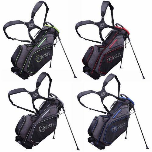 Ram Golf Premium Tour Stand/Carry Bag,,,,,