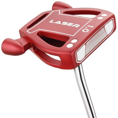 Ram Golf Laser Model 1 Putter with Advanced Perimeter Weighting