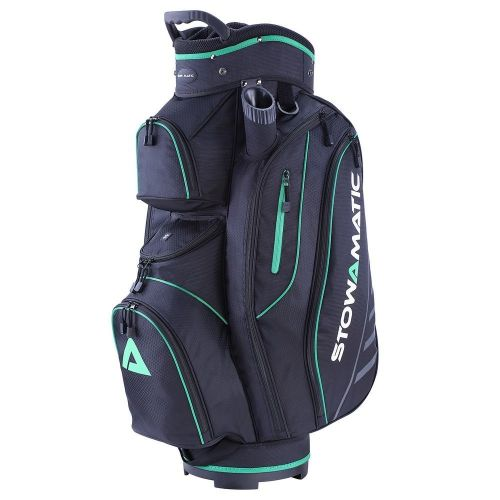 Stowamatic 14 Way Cart / Trolley Golf Bag