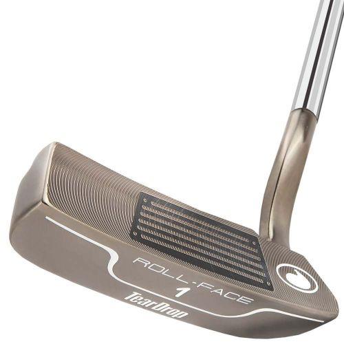 TearDrop Golf Roll-Face 1 Putter