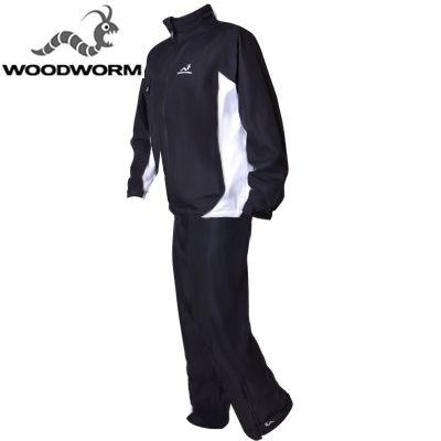 Woodworm Golf Waterproof Suit BLACK,,