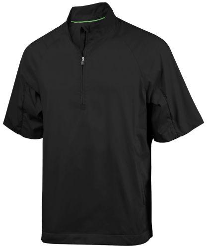 Adidas Mens climaproof Short Sleeve Wind Shirt