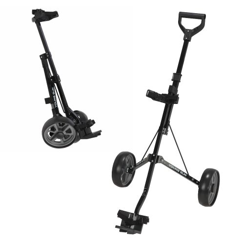 Young Gun Kids Adjustable Golf Trolley for Junior Golfers 3-14 Years Old Black,Young Gun Kids Adjustable Golf Trolley for Junior Golfers 3-14 Years Old Black,,,,